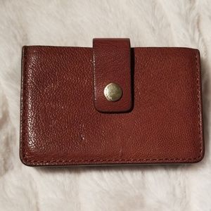 Fossil card holder